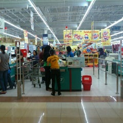 Photo taken at Carrefour by Tonny W. on 2/25/2012