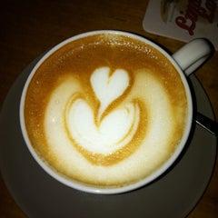 Photo taken at Grand Cafe Halewijn by Judith van 't Holt on 8/11/2011