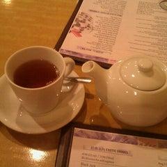Photo taken at Lavender Cafe by Melita M. on 7/6/2012