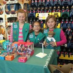 Photo taken at ShopRite by Ronald J. on 1/22/2012