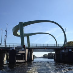 Photo taken at Spaansebrug by esther m. on 9/9/2012