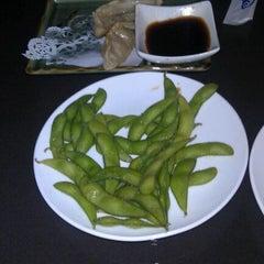 Photo taken at Edo Sushi by Patrick G. on 5/27/2012