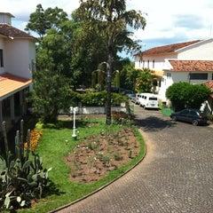 Photo taken at Centro de Espiritualidade Maria Mãe da Vida (Joari) by Jefferson M. on 11/20/2011