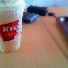 Photo taken at KFC / KFC Coffee by Nicolaus on 4/16/2012