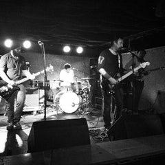 Photo taken at Larimer Lounge by Monika M. on 10/22/2011