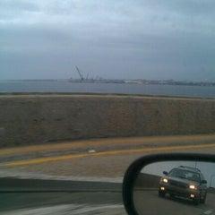 Photo taken at Three Mile Bridge by Robert O. on 12/5/2011