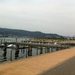 Photo taken at Puerto Sernau by LS D. on 5/12/2012