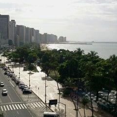 Photo taken at Hotel Beira Mar by Rodrigo P. on 3/31/2012