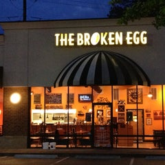 Photo taken at The Egg Bistro by Steve P. on 4/18/2012