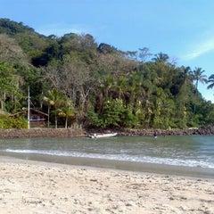 Photo taken at Barra do Sahy by Samara M. on 9/2/2012
