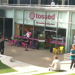 Photo taken at Tossed by Ian J. on 3/29/2012