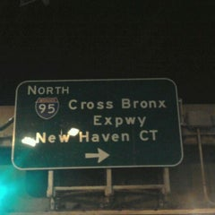 Photo taken at Cross Bronx Expressway (I-95) by 0zzzy on 7/21/2011