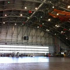 Photo taken at NASA Langley Flight Research Hangar by John B. on 11/8/2011