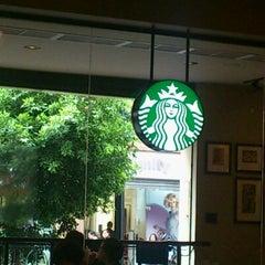 Photo taken at Starbucks by Helen on 6/21/2012