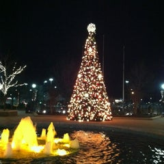 Photo taken at The Avenue at White Marsh by Charles F. on 12/29/2011