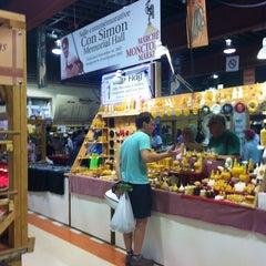Photo taken at Moncton Market by Hammond J. on 8/6/2011