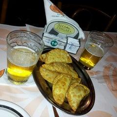 Photo taken at Alla Zíngara Restaurante by Diego G. on 8/18/2012