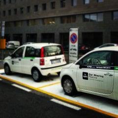Photo taken at Piazzale Boschetti by Alberto B. on 3/14/2012