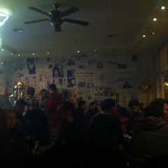 Photo taken at Kafeneon by Vassia H. on 3/16/2012