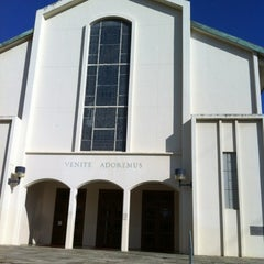 Photo taken at Co-Cathedral Of St. Theresa by Grammie M. on 5/20/2012