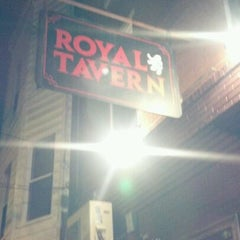 Photo taken at Royal Tavern by Mike C. on 9/29/2011