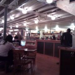 Photo taken at Elliott Bay Café by Nicole M. on 11/7/2011