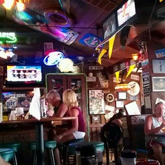 Photo taken at Cooters Restaurant & Bar by Hailey B. on 7/5/2012