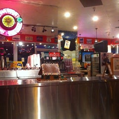 Photo taken at California Burger Co. by PATRICIA C. on 2/13/2012