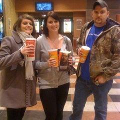 Photo taken at Cinemark - Louis Joliet Mall by Sarah J. on 12/26/2011