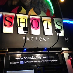 Photo taken at Shots Factory by Daniel on 7/5/2012
