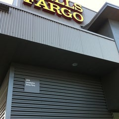 Photo taken at Wells Fargo Bank by Sarah D. on 6/23/2012
