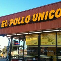 Photo taken at El Pollo Unico by Larry L. on 5/28/2012