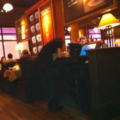 Photo taken at Jack Astor's Bar & Grill by Peter C. on 10/18/2011