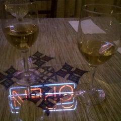 Photo taken at Gojo Ethiopian Restaurant by Catherine C. on 12/19/2011