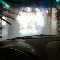 Photo taken at Rapidito Car wash by Sergio C. on 5/17/2012