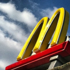 Photo taken at McDonald's by Mike R. on 3/21/2012