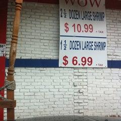Photo taken at JJ Fish & Chicken by Stephanie B. on 10/10/2011
