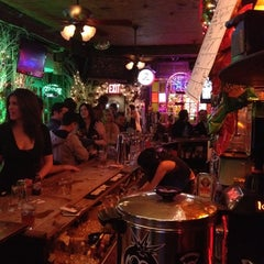 Photo taken at 7B Horseshoe Bar aka Vazacs by Dens on 1/15/2012