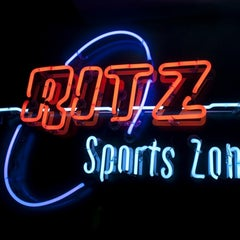Photo taken at RITZ Sports Zone by raman on 4/22/2011