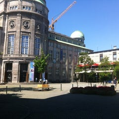 Photo taken at Deutsches Museum by Redaktion drive&style D. on 6/16/2012