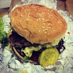 Photo taken at Five Guys by Craig D. on 2/24/2012