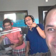 Photo taken at Radio Arte 90.5 WRTE-FM by Gerardo V. on 7/12/2012