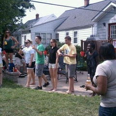Photo taken at Beer Olympics by Craig C. on 6/25/2011