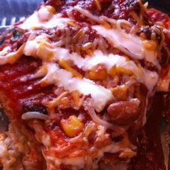 Photo taken at Mucho Burrito by Joshua C. on 10/4/2011