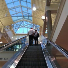 Photo taken at Mayfair Mall by Brandon R. on 9/11/2011