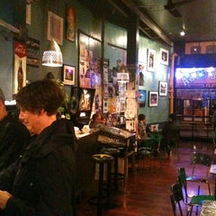 Photo taken at Midnight Espresso by Paul A. on 12/27/2010