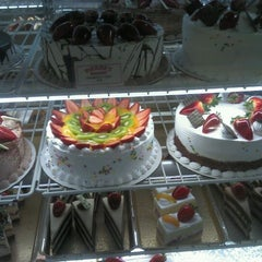 Photo taken at Pierre's Bakery by Nadine M. on 12/9/2011