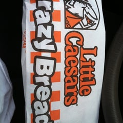 Photo taken at Little Caesars Pizza by Danielle H. on 7/10/2011