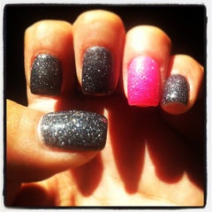 Photo taken at Polished Nails & Spa by Erin F. on 6/22/2012