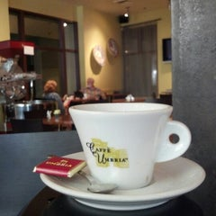 Photo taken at Caffè Umbria by George L. on 9/2/2012